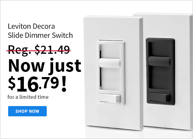 Leviton Dimmer Switch