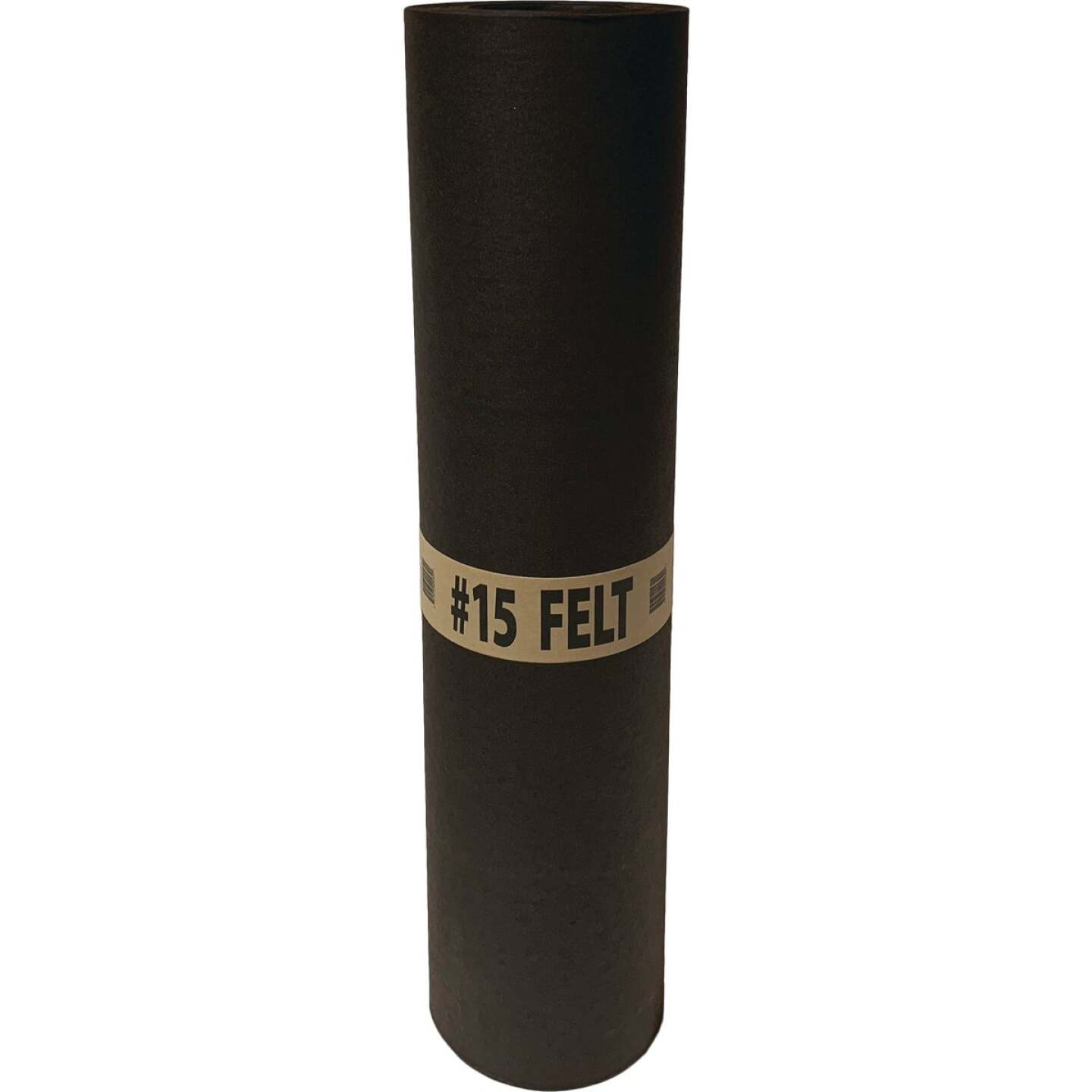 Warrior 36 In. x 144 Ft. Non-Rated 15 lb Roof Felt, Asphalt Saturated Image 1