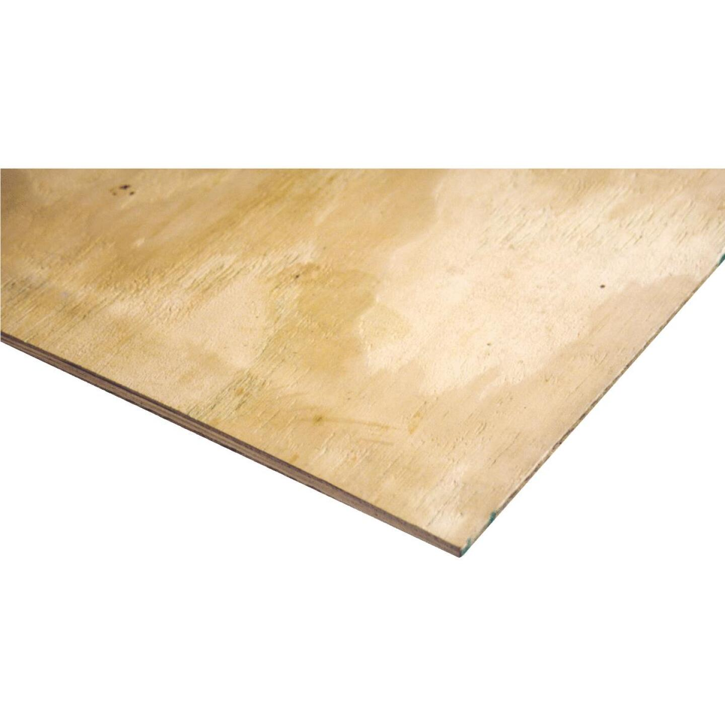 Universal Forest Products 3/4 In. x 24 In. x 48 In. BCX Pine Plywood Image 1