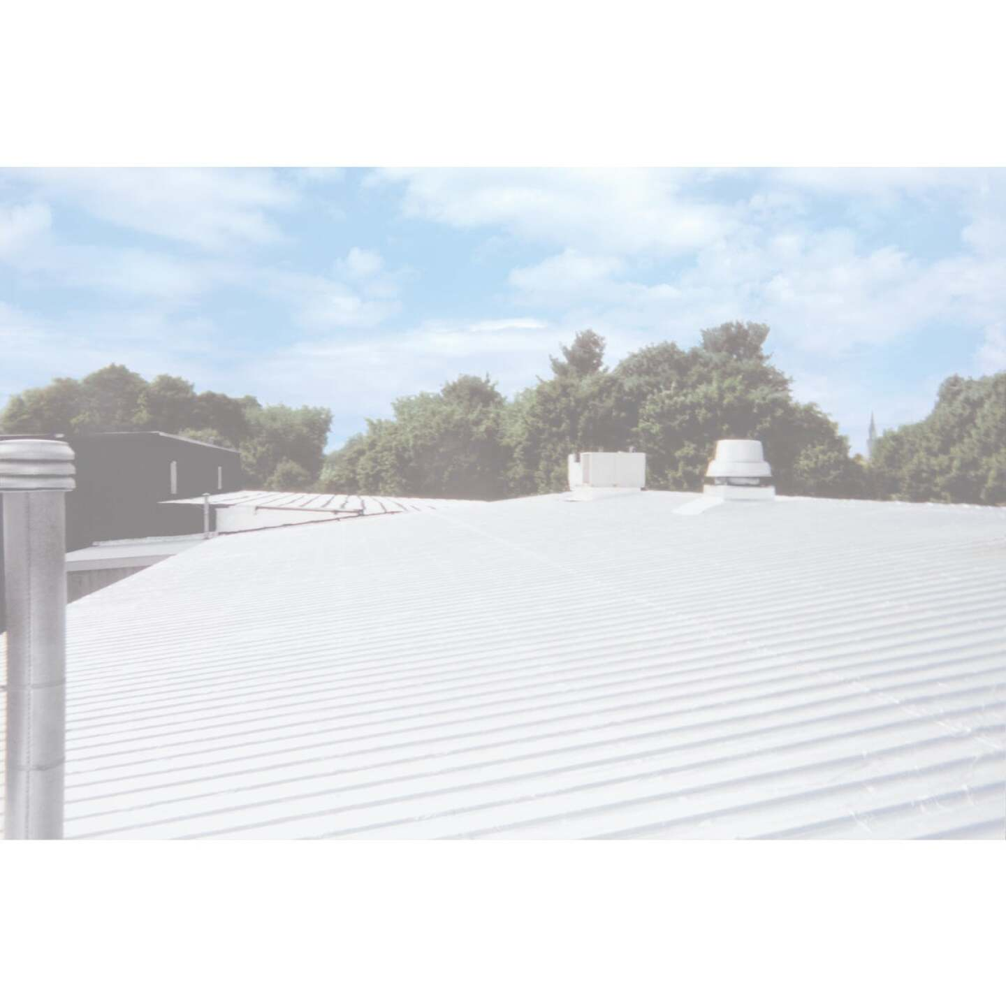MFM Peel & Seal 36 In. X 33-1/2 Ft. Aluminum Roofing Membrane Image 5