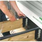 MFM Peel & Seal 36 In. X 33-1/2 Ft. Aluminum Roofing Membrane Image 8