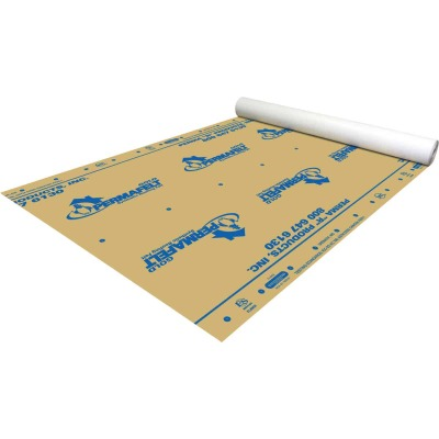 PermaFelt 48 In. x 100 Ft. Khaki Gold Synthetic Roof Felt