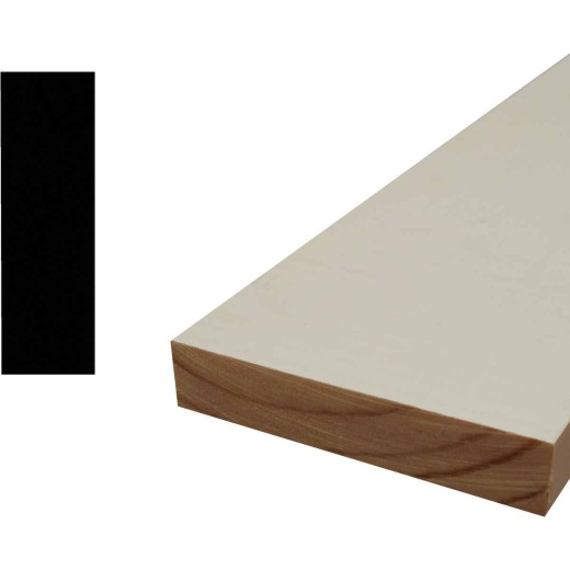 Cedar Creek S4S 1 In. x 3 In. x 8 Ft. Primed Finger Joint Pine Board