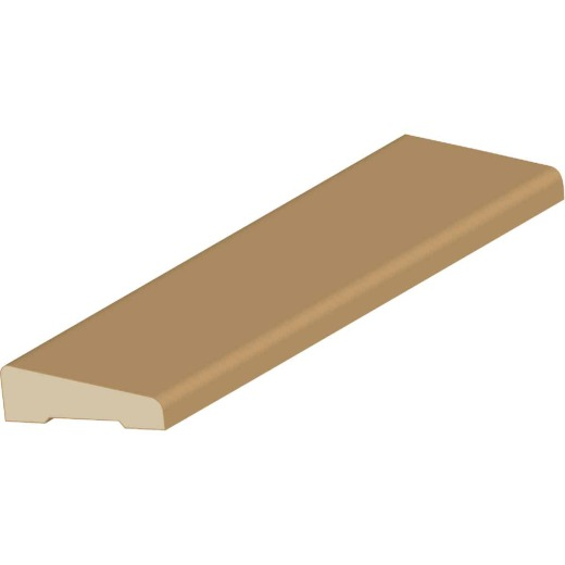 Cedar Creek WM324 11/16 In. W. x 2-1/4 In. H. x 12 Ft. L. Natural Solid Pine Modern Casing Molding
