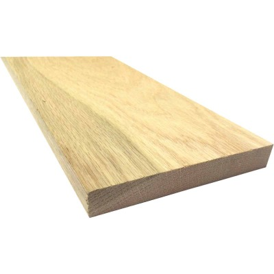 Waddell 1 In. x 6 In. x 3 Ft. Red Oak Board