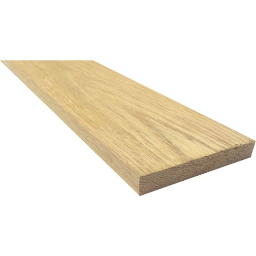 Waddell 1/2 In. x 6 In. x 4 Ft. Red Oak Board