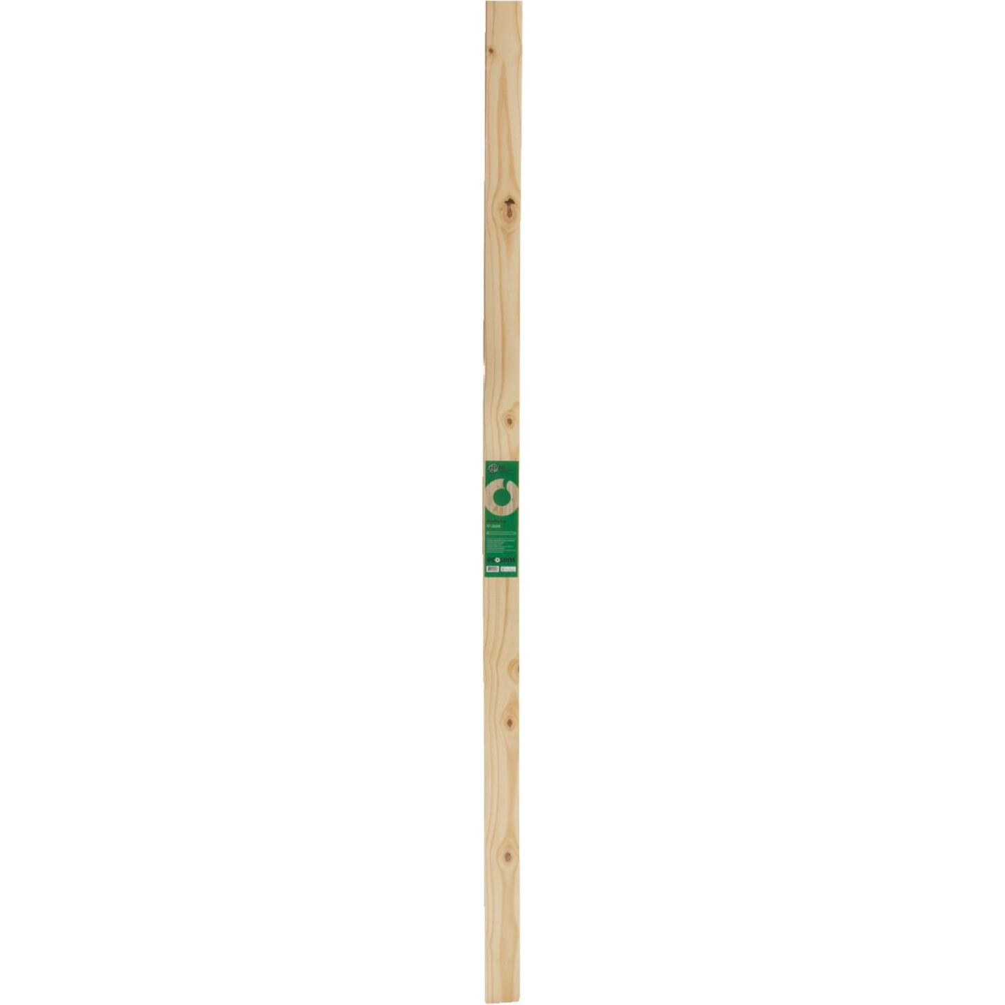DPI 3-1/2 In. W. x 8 Ft. L. x 5/16 In. Thick Pine V-Edge Wall Plank (6-Pack) Image 2