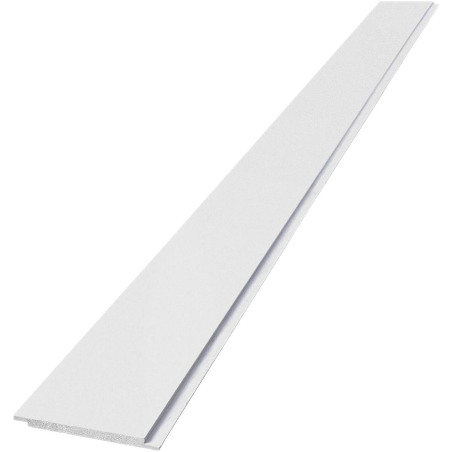 UFP-Edge Timeless Nickel Gap 8 In. W x 8 Ft. L x 1 In. Wide Primed Finger-Jointed Pine Shiplap Board (4-Pack) Image 2