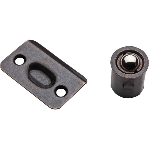 National 1440Oil Rubbed Bronze Drive-In Ball Catch