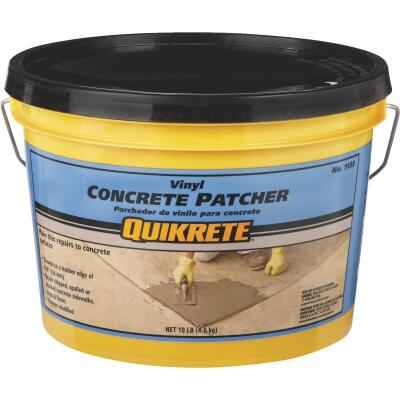 Quikrete 10 Lb. Gray Concrete Patch