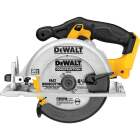 DeWalt 20 Volt MAX Lithium-Ion 6-1/2 In. Cordless Circular Saw (Bare Tool) Image 3