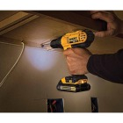 DeWalt 20 Volt MAX Lithium-Ion 1/2 In. Cordless Drill Kit Image 2