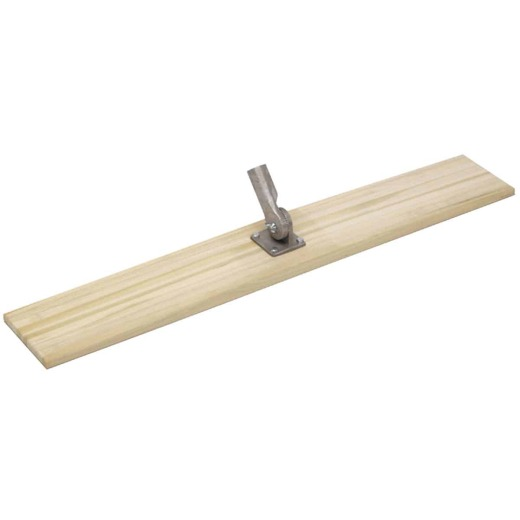 Marshalltown 8 In. x 36 In. Straight End Wood Bull Float