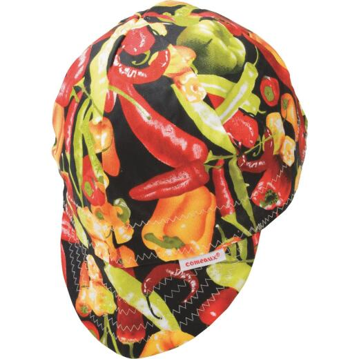 Forney Size 7-3/4 Multi-Colored Welding Cap