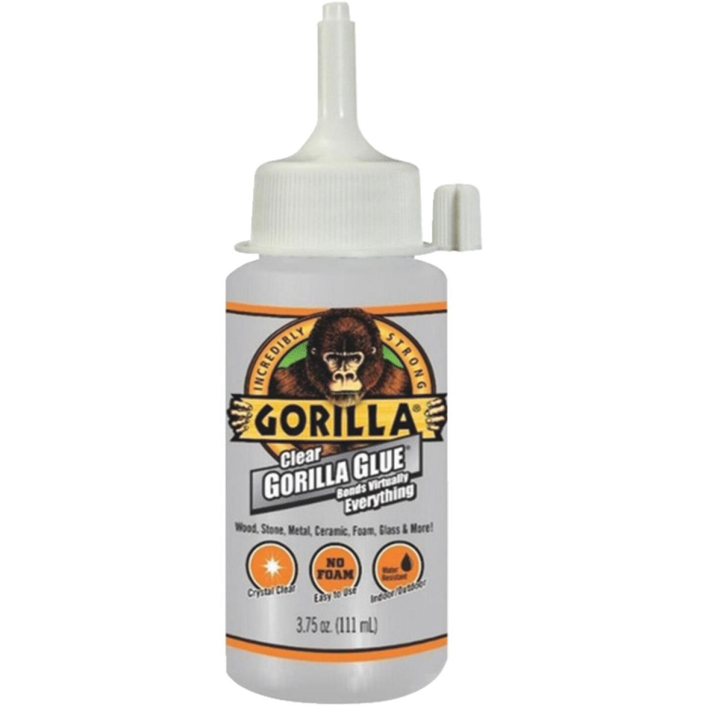 Gorilla 3.75 Oz. Clear All-Purpose Glue Image 1