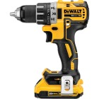DeWalt 20 Volt MAX XR Lithium-Ion Brushless 1/2 In. Cordless Drill Kit Image 4