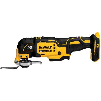 DeWalt 20 Volt MAX XR Lithium-Ion Brushless Cordless Oscillating Tool (Bare Tool)