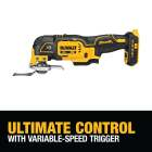 DeWalt 20 Volt MAX XR Lithium-Ion Brushless Cordless Oscillating Tool (Bare Tool) Image 2