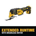 DeWalt 20 Volt MAX XR Lithium-Ion Brushless Cordless Oscillating Tool (Bare Tool) Image 3
