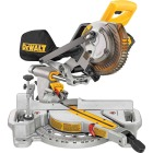 DeWalt 20 Volt MAX Lithium-Ion 7-1/4 In. Sliding Compound Cordless Miter Saw Kit Image 1