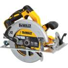 DeWalt 20 Volt MAX XR Lithium-Ion Brushless 7-1/4 In. Cordless Circular Saw (Bare Tool) Image 1