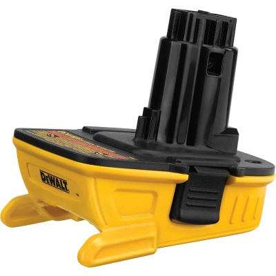 DeWalt 18 Volt to 20 Volt MAX Battery Adapter