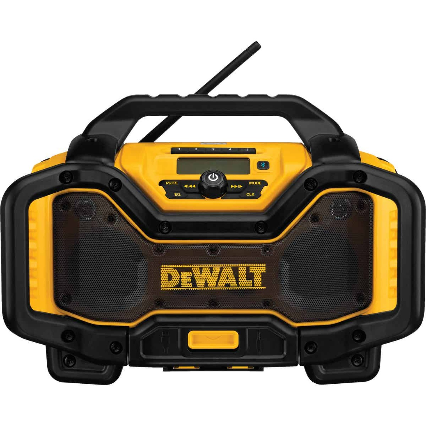 DeWalt 20 Volt Lithium-Ion Bluetooth Cordless Jobsite Radio/Charger (Bare Tool) Image 1