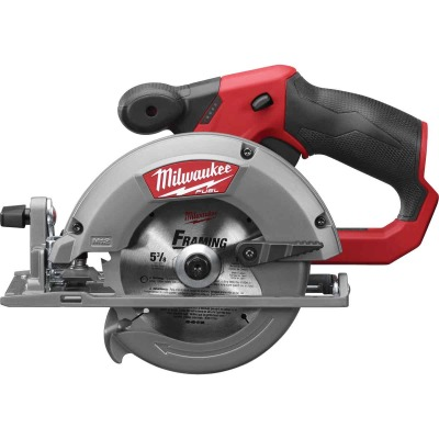 Milwaukee M12 FUEL 12 Volt Lithium-Ion Brushless 5-3/8 In. Cordless Circular Saw (Bare Tool)