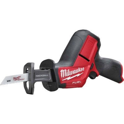 Milwaukee Hackzall M12 FUEL 12 Volt Lithium-Ion Brushless Cordless Reciprocating Saw (Bare Tool)