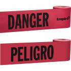 Empire 3 In. W x 200 Ft. L Danger Caution Tape Image 1