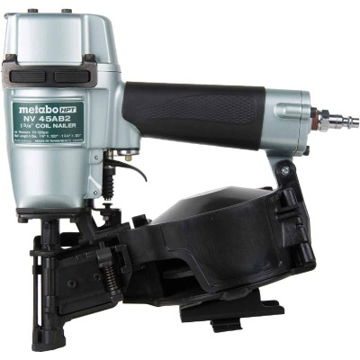 Metabo HPT 16 Degree 1-3/4 In. Coil Roofing Nailer