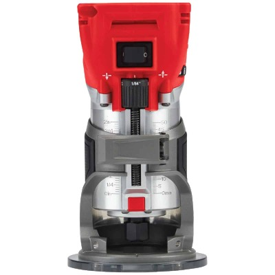 Milwaukee M18 FUEL Lithium-Ion Brushless Compact Cordless Router (Bare Tool)