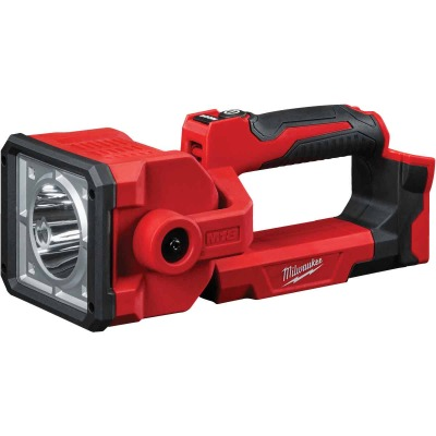 Milwaukee M18 18 Volt Lithium-Ion LED Light Cordless Work Light (Bare Tool)