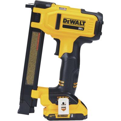 DeWalt 20 Volt MAX Lithium-Ion 1 In. Cordless Cable Stapler Kit