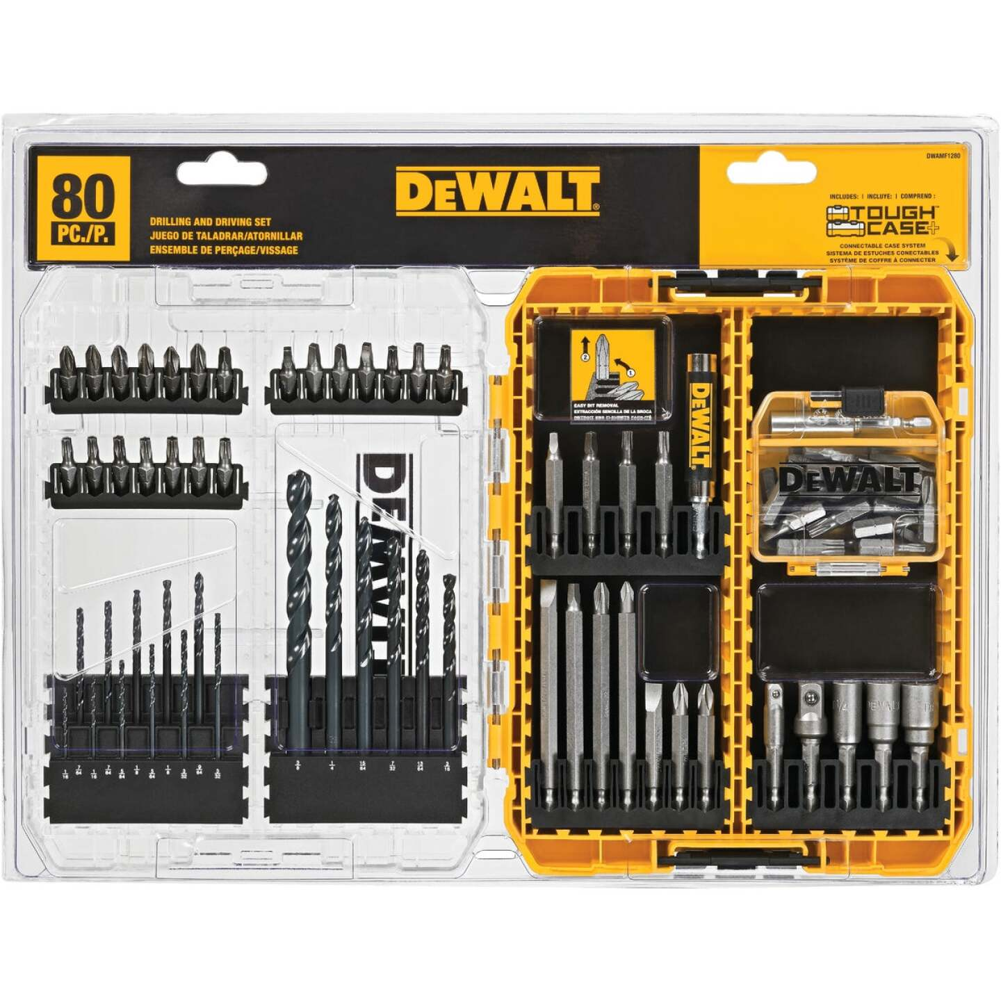 DeWalt 80-Piece Drill and Drive Set Image 2