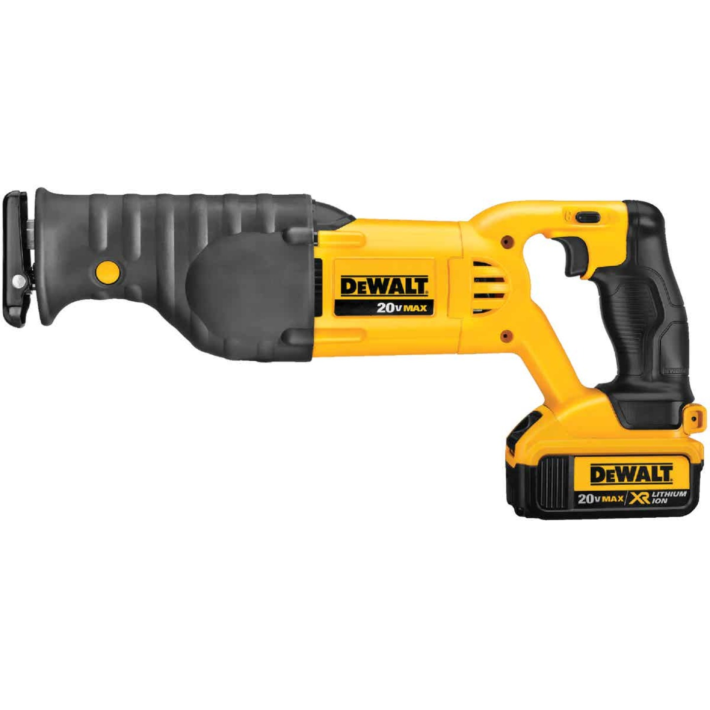 DeWalt 20 Volt MAX Lithium-Ion Cordless Reciprocating Saw Kit Image 6