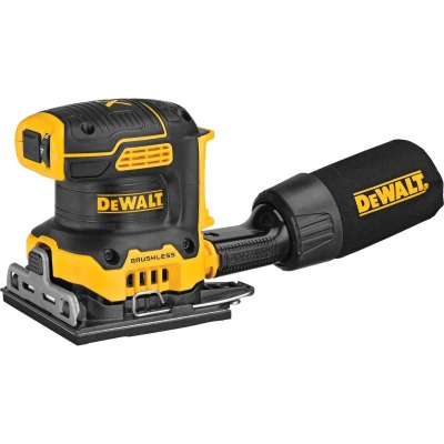 DeWalt 20 Volt MAX XR 1/4 In. Sheet Variable Speed Brushless Cordless Finish Sander (Bare Tool)
