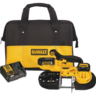 DeWalt 20 Volt MAX Lithium-Ion Cordless Band Saw Kit