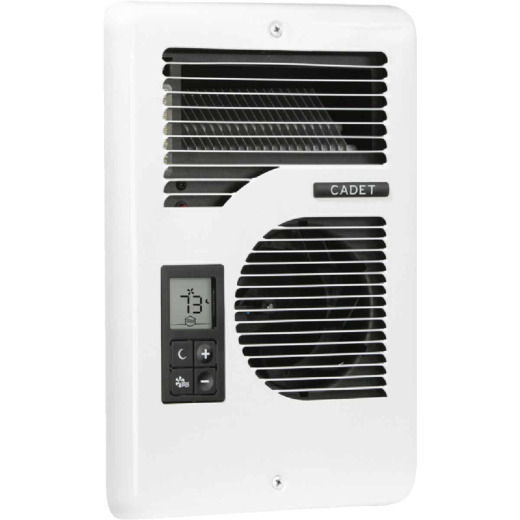 Cadet 1600-Watt 240-Volt Energy Plus Electric Wall Heater