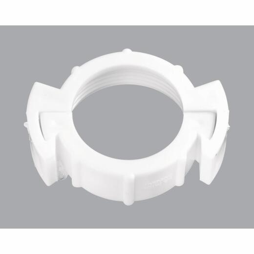 Danco 1-1/2 In. Plastic Slip Joint Nut and Washer