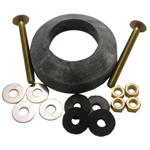 Lasco Toilet Tank To Bowl Bolt Kit and Gasket