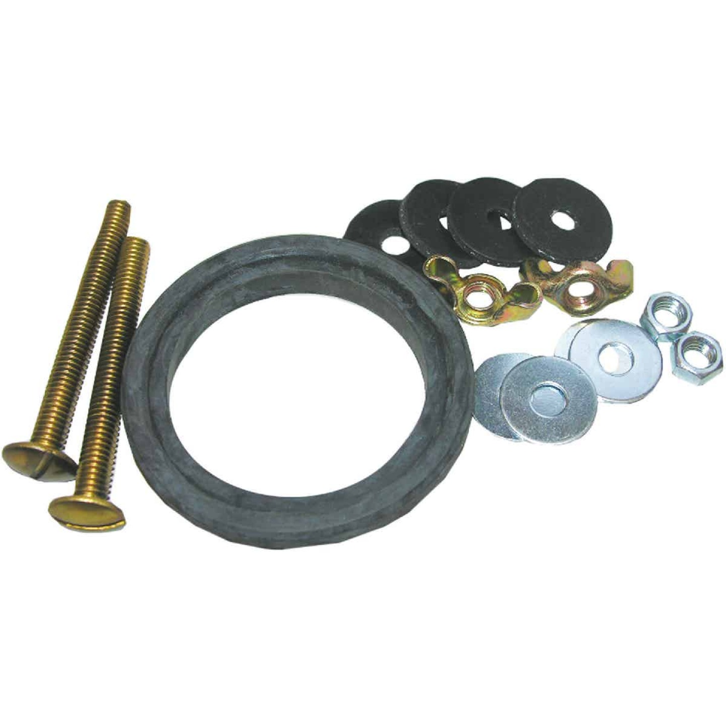 Lasco Eljer Toilet Tank To Bowl Bolt Kit with Gasket  Image 1