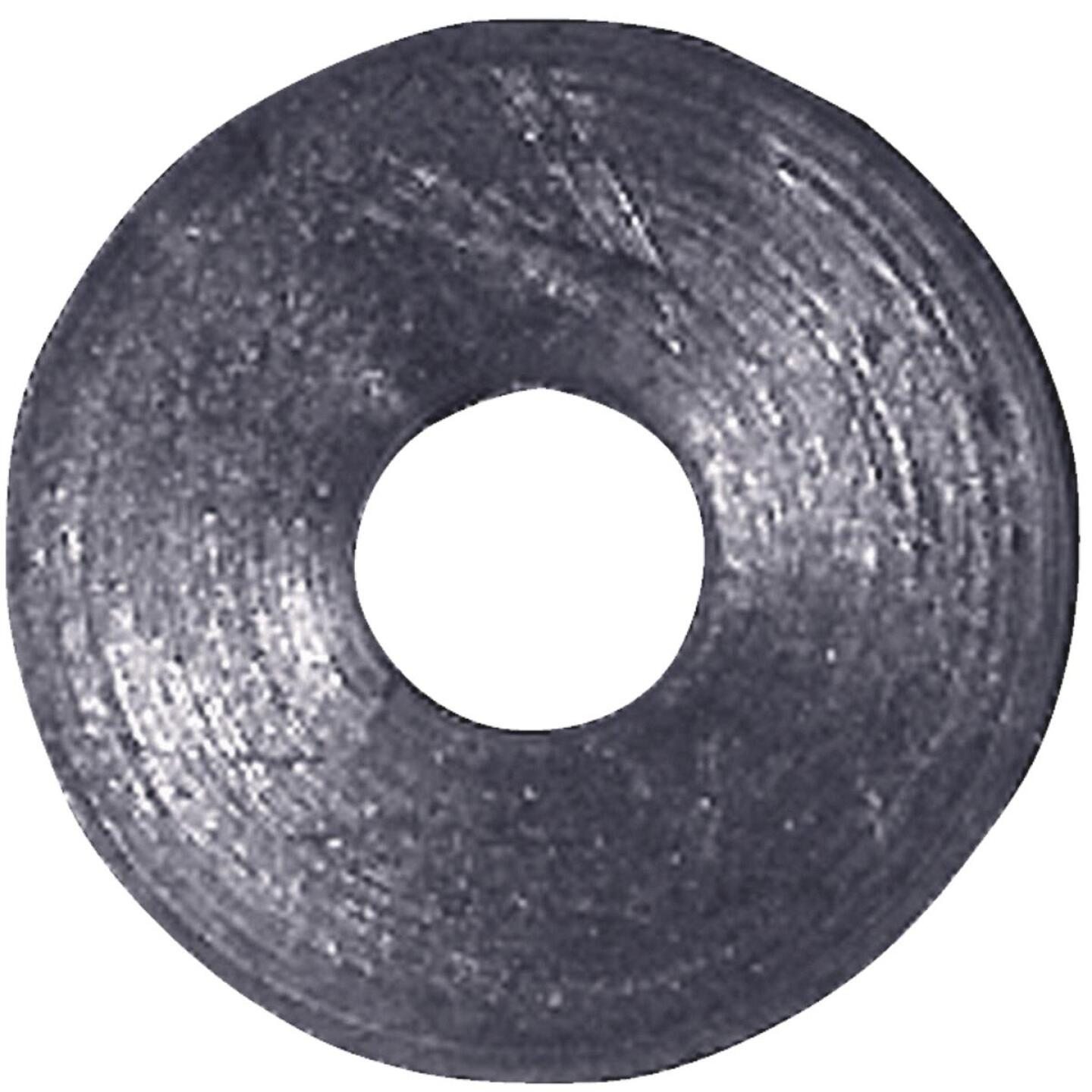 Danco 19/32 In. Black Flat Faucet Washer (200 Ct.) Image 1