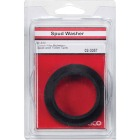 Lasco 2 In. Black Rubber Toilet Spud Flanged Washer  Image 2