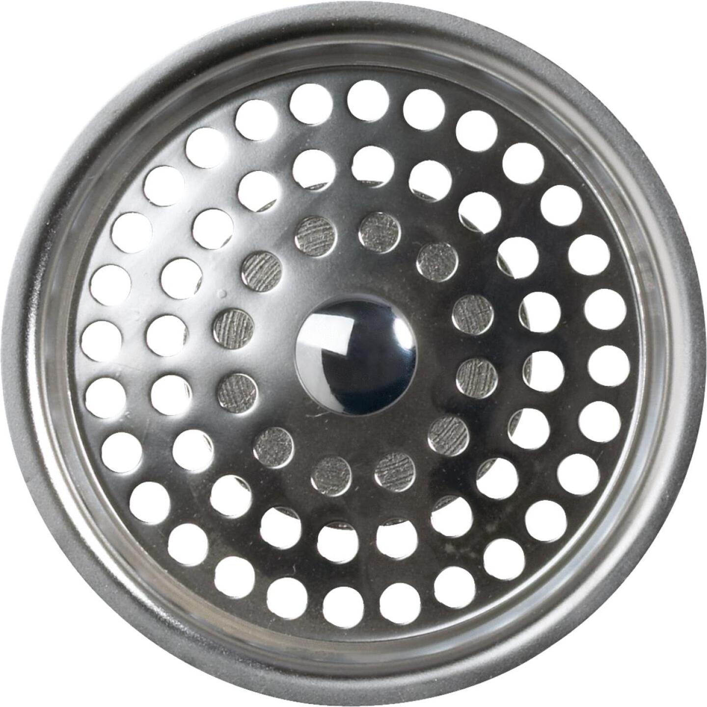 Kohler Duostrainer Basket Strainer Cup in Stainless Steel Image 1