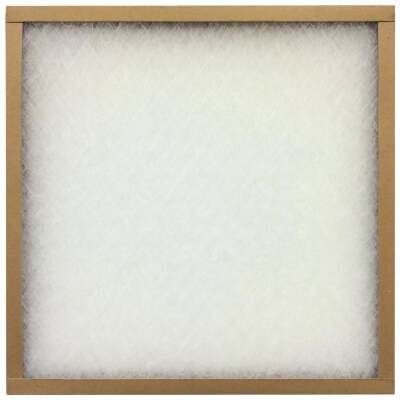 Flanders PrecisionAire 12 In. x 18 In. x 1 In. EZ Flow II MERV 4 Furnace Filter