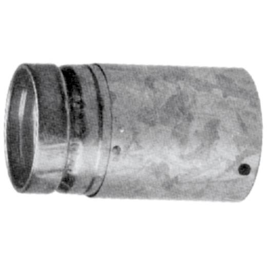 SELKIRK RV 6 In. x 18 In. Adjustable Round Gas Vent Pipe