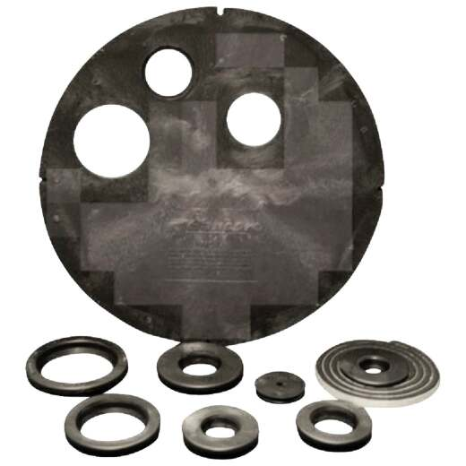 ADS HDPE 20 In. Dia. Radon Vented Sump Lid