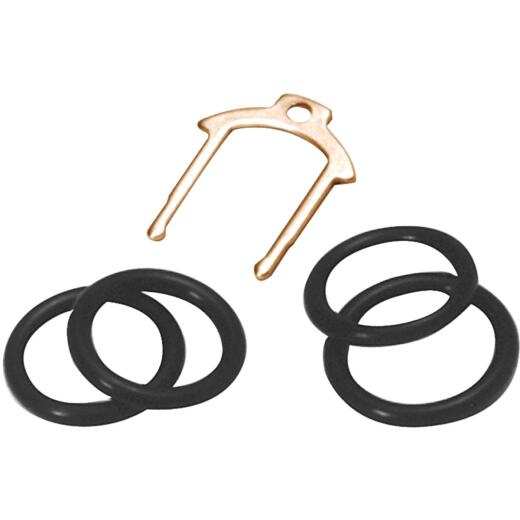 Danco Moen, Single Handle Brass, Rubber Faucet Repair Kit
