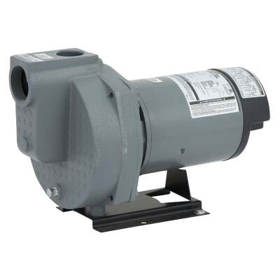Do it Best 1-1/2 HP 2 In. x 1-1/2 In. Sprinkler Pump